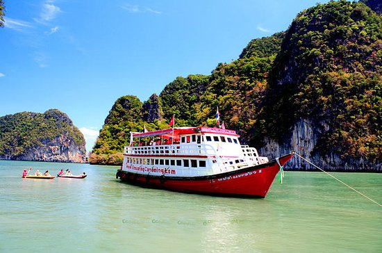 Full-day Phuket Canoeing Tour of...