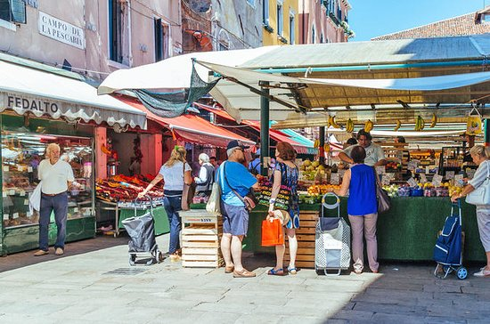 Venice Street Food Tour with Local...