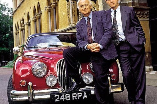 'Inspector Morse' Filming Locations...