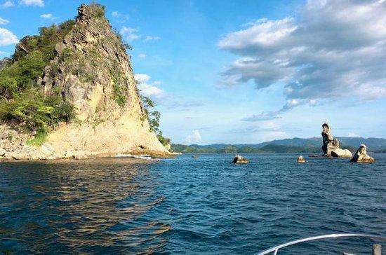 Plongée en apnée à la baie Junquillal