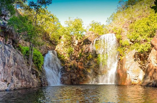 Litchfield National Park Waterfalls...