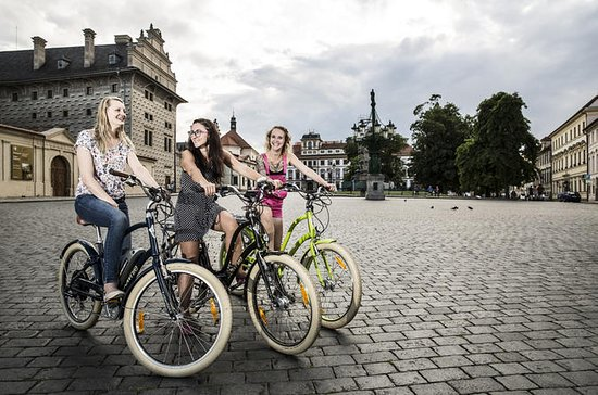 Premium Quality E-Bike Tours in Prague