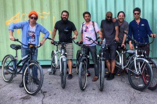 Rainey Street Pub Crawl Experience Bike Tour