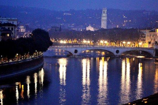 Moonlighted Verona: Evening Walking ...