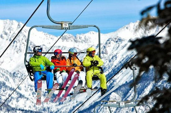 Banff Premium Ski Rental Including...