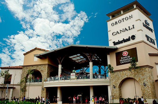 Private Johor Premium Outlets...