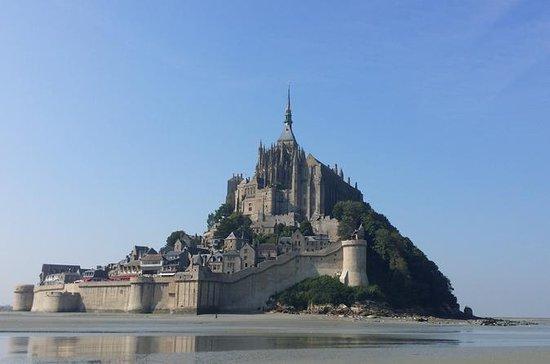 Rennes to Mont Saint-Michel Private...