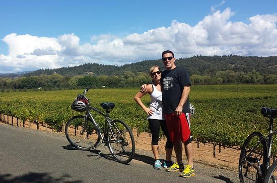 Healdsburg Wine Tasting Bike Tour