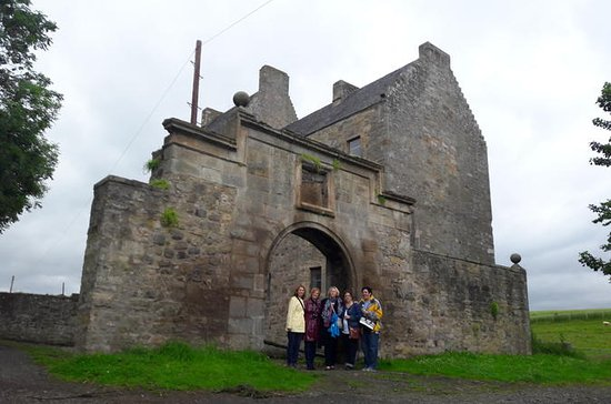 Outlander Day Tour from Glasgow or...