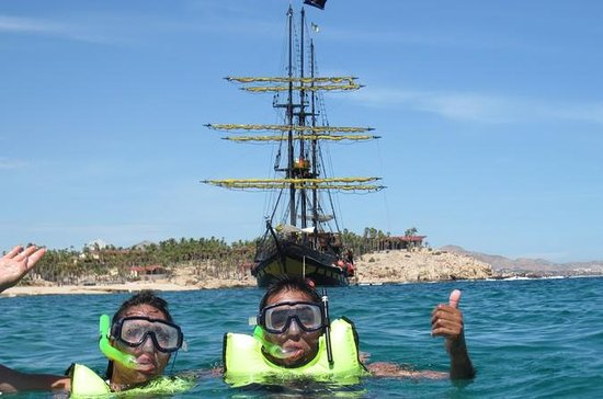 Pirate Ship Snorkel and Lunch Cruise...
