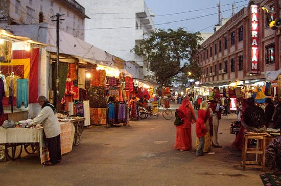 Private Spiritual Walking Tour in Pushkar