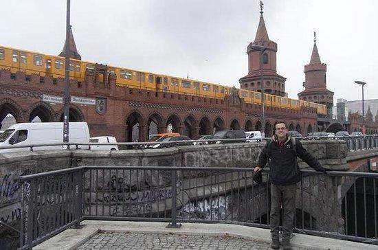 3時間半のベルリンウォーキングツアー:代替ベルリンツアー