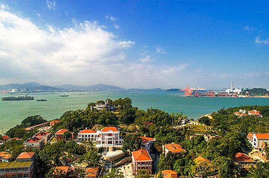 Xiamen Private Day Tour of Gulangyu...