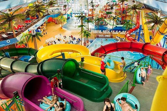 Pase de un día de Fallsview Indoor Waterpark