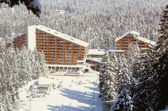 Borovets e Tsari Mali Grad Winter Day