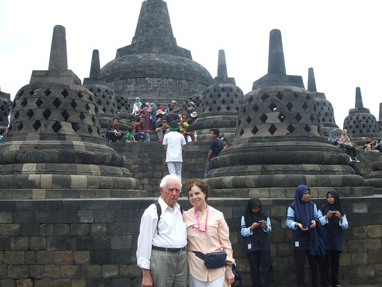 Borobudur Excursion