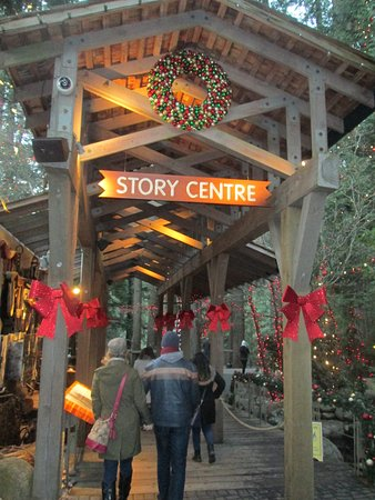 North Vancouver, Canadá: Story Centre