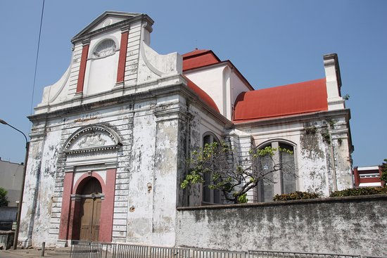 Wolvendaal Church
