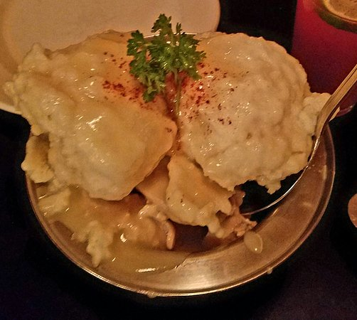 Troutdale, Oregón: Tad's Chicken 'n Dumplins