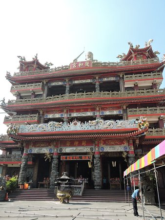 Dunhe Temple