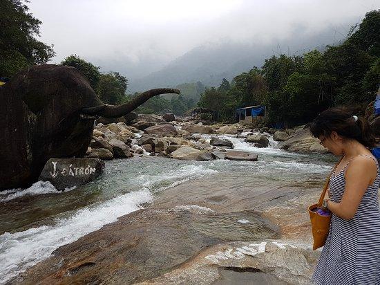 Thua Thien - Hue Province, Vietnam: Suoi Voi (Elephant Springs)