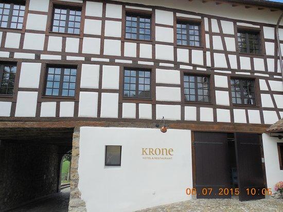 Regensberg, Suiza: Good preserved