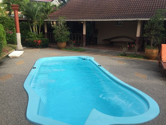 Maleedee Bay Resort: Pvt bungalow with jacuzzi pool