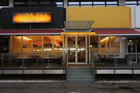 Ansfelden, Austria: Restaurant Korfu