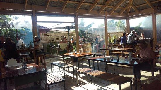 Port Elliot, Australia: Back Area