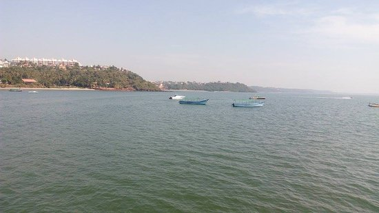 Zuari River side, Vasco Da Gama, Goa