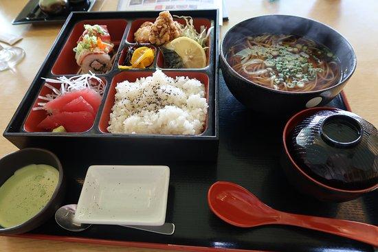 Japanese Restaurant WAON: Lunch Set