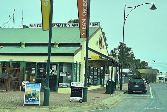 Mannum, Australia: Museum and Visitor Centre