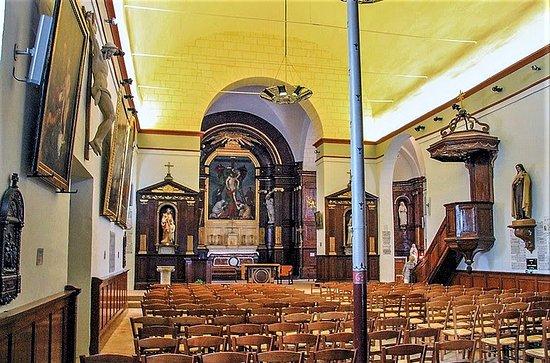 Loches, France: saint antoine et la galerie antonine