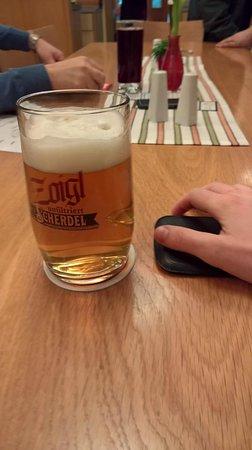 Barnau, Alemania: In der Hoteleigenen Gaststätte