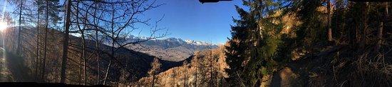 Mase, Suisse : Le Trappeur