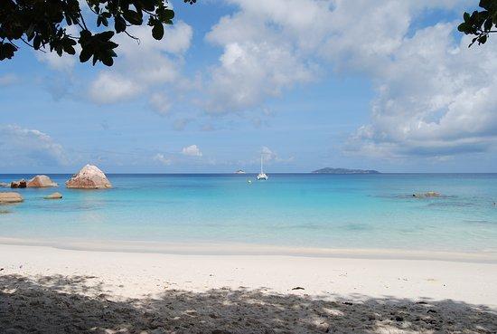 Praslin Island, Seychelles: la palge