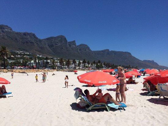 Кэмпс-Бэй, Южная Африка: Camp's Bay Beach