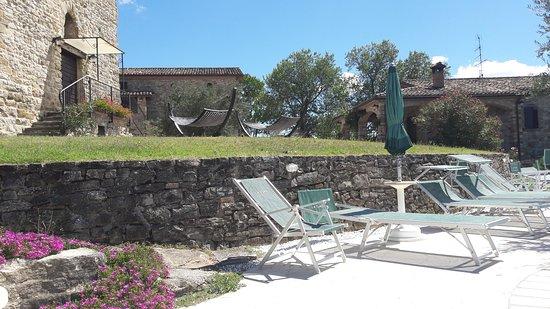 Monte Santa Maria Tiberina 이미지