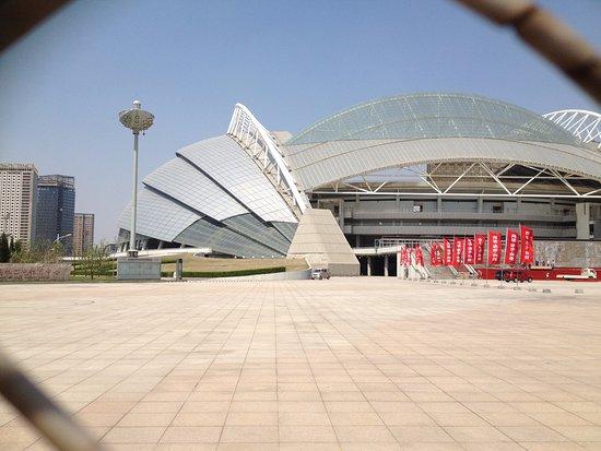 Shenyang Zhongshan Square: Verlassene Sportstätten in Shenyang