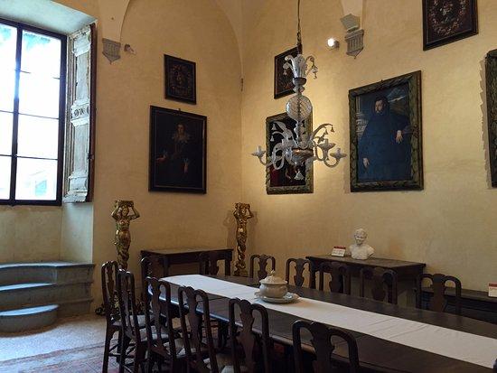 San Giustino, Italia: Particolare Interni