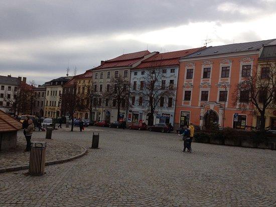 Jihlava, République tchèque : Pekné na prechádzku a obed/večeru a prípadne prehliadku podzemia Jihlavy