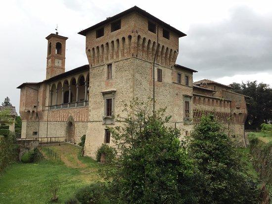 San Giustino, Italia: Foto Da Fuori del Castello