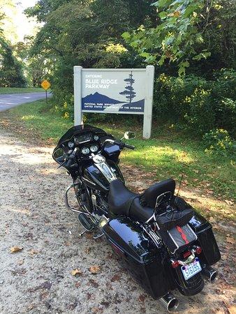 Blue Ridge Mountains: Eingang zum Entspannen