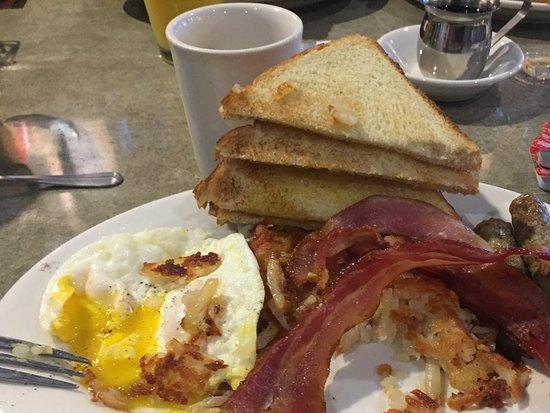 Alliance, NE: Breakfast