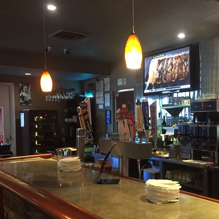 Alliance, NE: Bar area