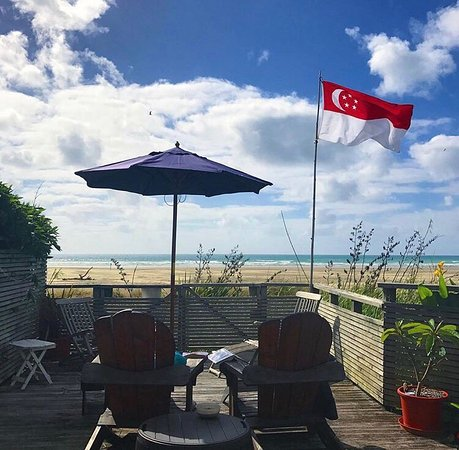 Beach Abode Beachfront Lodge照片