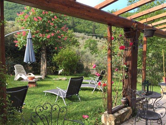 Rignano sull'Arno, อิตาลี: Giardino