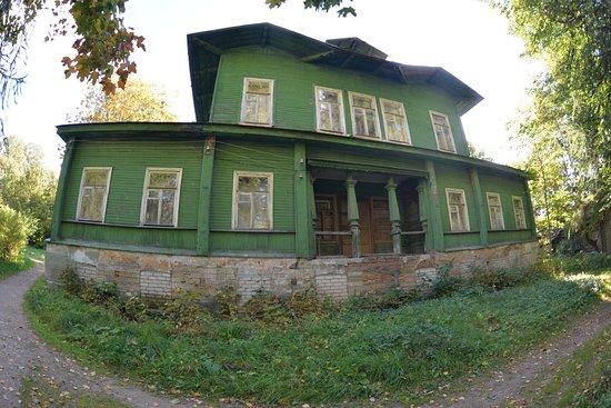 Leningrad Oblast, Russland: Инвалидный дом