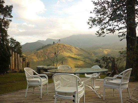 Maringá, RJ: para todos os lados a vista e simplesmente assim, linda!