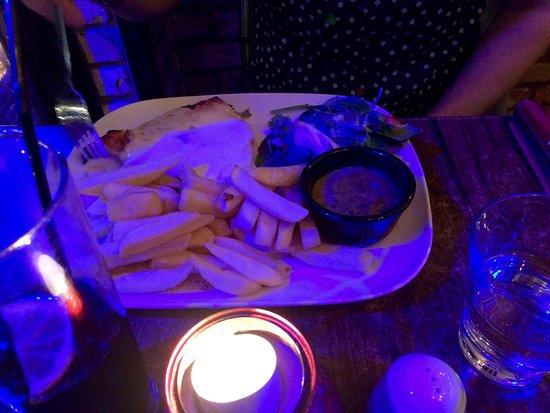 Argentinian Restaurant Liverpool Street